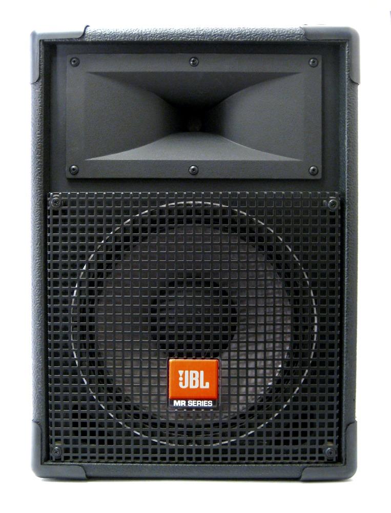 jbl mr922 compact 2 way passive speaker 12in horn 250w rms 1000w peak mint ebay. Black Bedroom Furniture Sets. Home Design Ideas